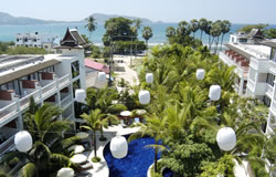 Sunset Beach Resort in Phuket